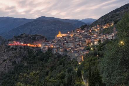 saorge village