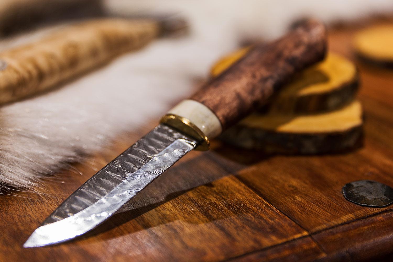 Couteau lapon