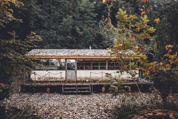 Restaurant abandonné